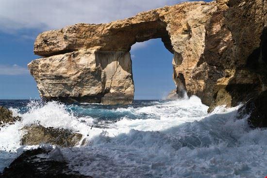 Azure window. Gozo