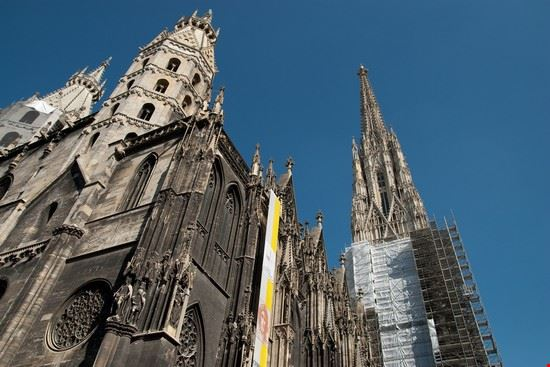 stephansdom in vienna