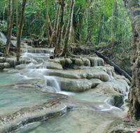 erawan waterfall kanchanaburi