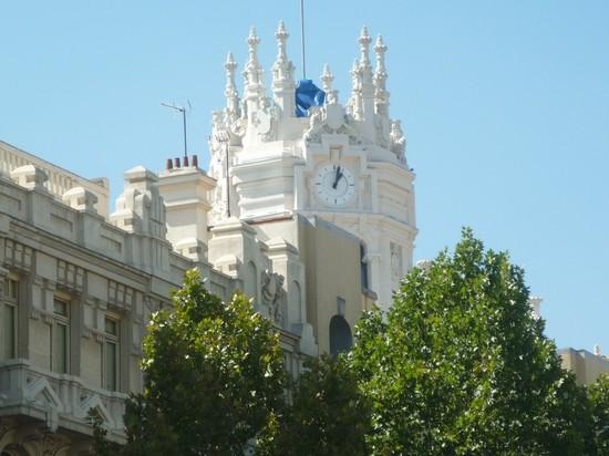 Photo per le strade di madrid e i suoi monumenti madrid for I suoi e i suoi bagni