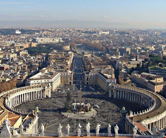 27281 rome rome skyline