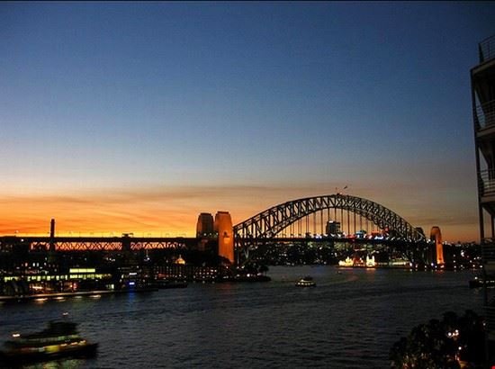 27349 sydney harbour bridge
