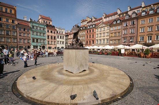 Risultati immagini per piazza mercato varsavia