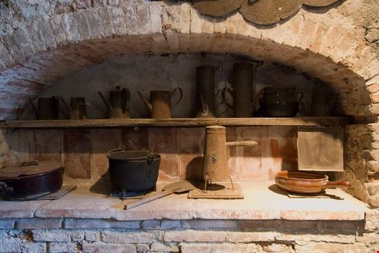 strumenti museo del castagno