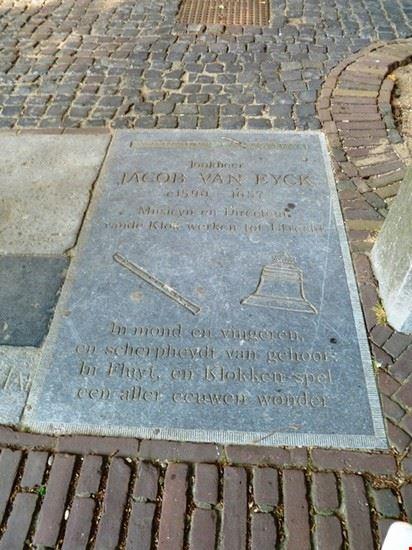 memoria nella piazza utrecht