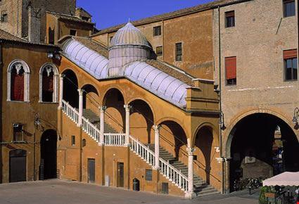Palazzo Municipale, scalone d'onore