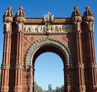 27827 barcelona arc de triomf