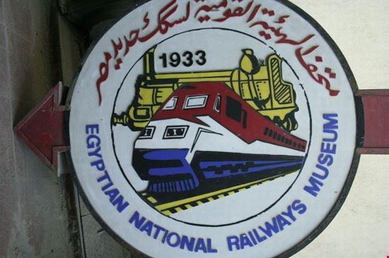 27830 kairo aegyptische eisenbahnmuseum