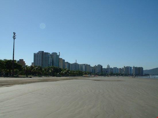 27942 sao paulo santos beach in sao paulo