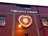 edinburgh tynecastle stadium
