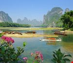 landscape in guilin guilin