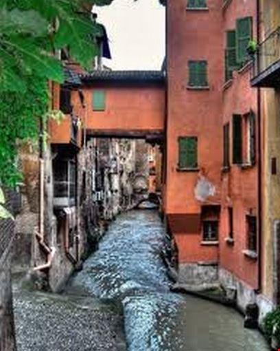 Canale delle moline bilder und fotos aus bologna 408x550 autore michaela mineo - Bologna finestra sul canale ...