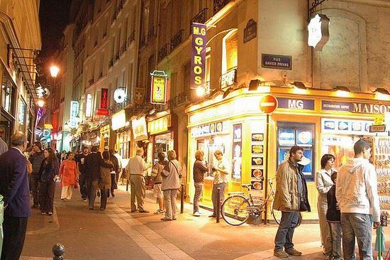28370 paris marais nightlife paris