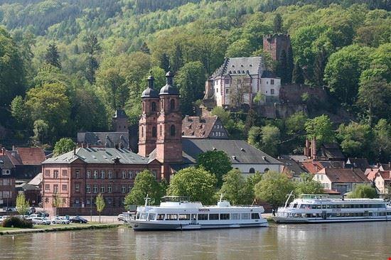 miltenberg burg und kirche