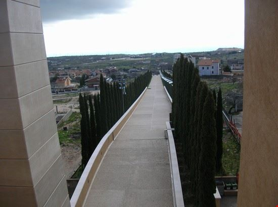 Panorama dalla Chiesa di San Pio