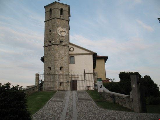 Pieve di San Lorenzo - Monte di Buja
