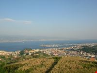 panorama dal forte s jachiddu messina