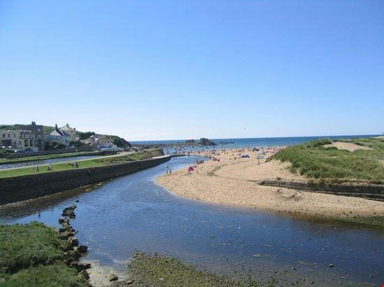 beach in bude