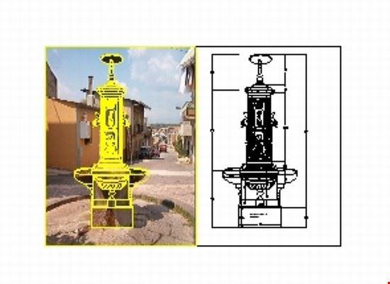 la nuova fontana artistica