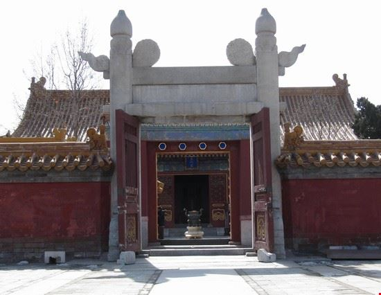 temple of earth