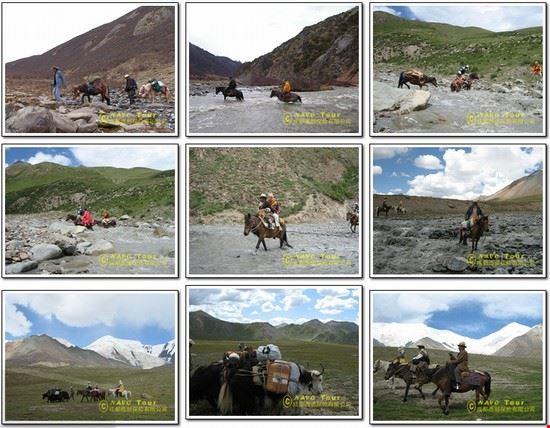 chengdu pferdereisen wwwnavo-tourcom