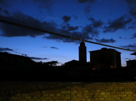 Foligno by night