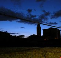 Foligno by night