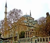 istanbul fatih mosque istanbul