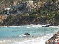 spiaggia di aghios nicolaos