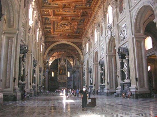 30614 basilica s giovanni in laterano roma