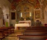 la chiesa di Ceri