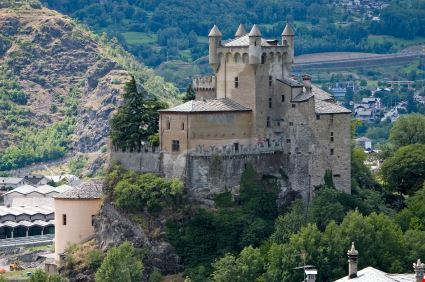 Castello di Saint Pierre