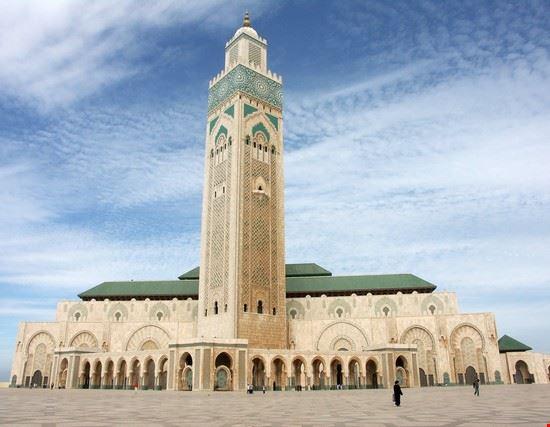 mosquee hassan ii a casablanca