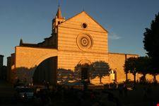 assisi basilica santa chiara