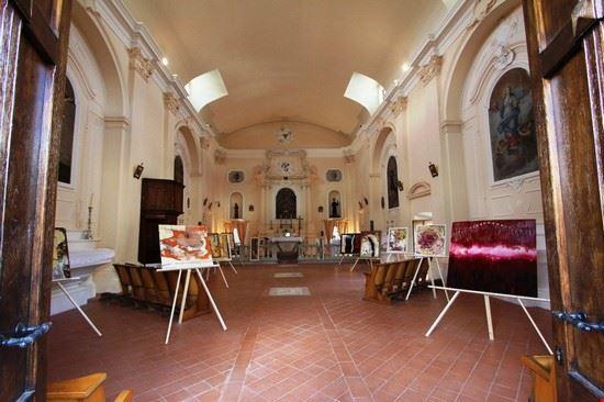 Chiesa Santi Ss. Cipriano e Giustina a Pago-Rovagnano