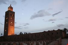 marrakech moschea koutoubia