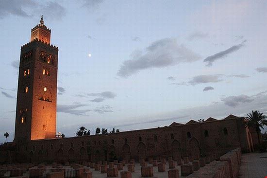 31697 marrakech moschea koutoubia