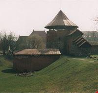 31758 kaunas castello di kaunas