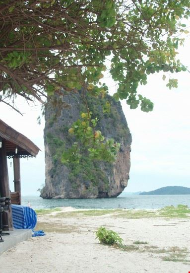 krabi le formazioni dal mare