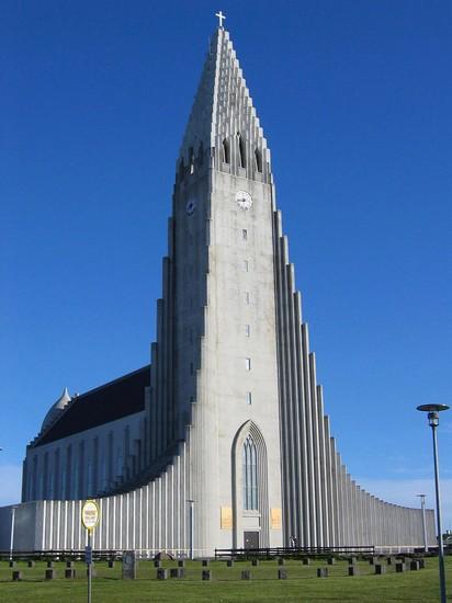 Rental Car Places >> Hallgrímskirkja Reykjavik - Monuments and Historic Buildings