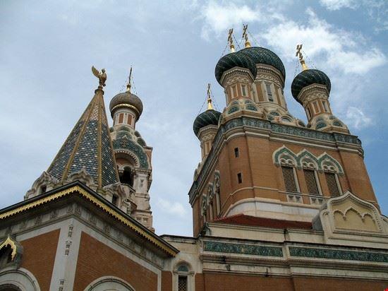 32100 nizza la cattedrale ortodossa di san nicola