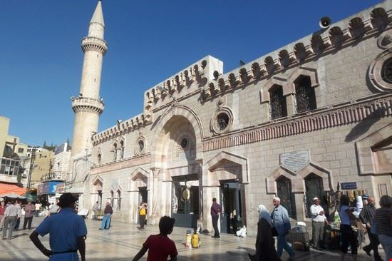 la moschea amman