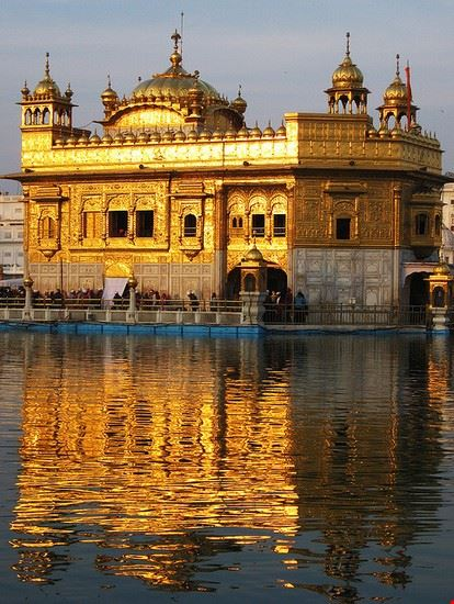 amritsar tempio d  oro