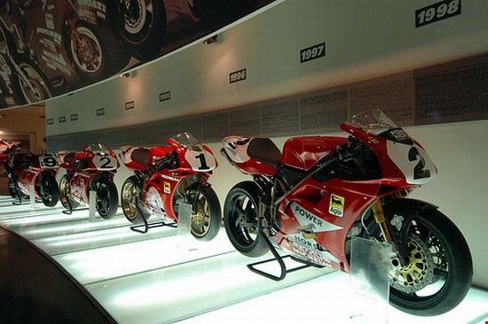 32303 bologna ducati museum