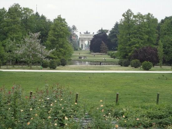 Parco sempione parchi e giardini a milano - Ufficio parchi e giardini milano ...