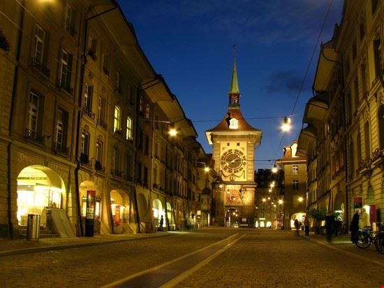 historic centre bern