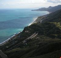 Panorama di Letojanni e Capo Taormina