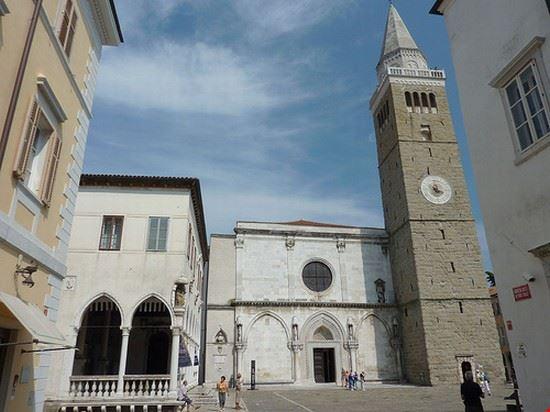 32675 capodistria cattedrale dell  assunta capodistria