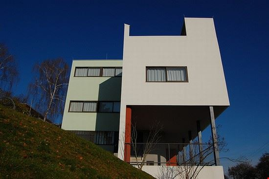 architettura di le corbusier-weissenhof stoccarda