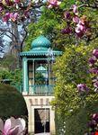 stoccarda giardino delle magnolie al wilhelma di stoccada